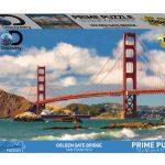 גשר שער הזהב - 1000
