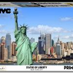 פסל החירות - 1000
