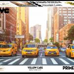 מוניות ניו יורק - 1000